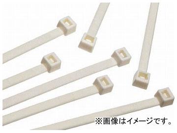 SapiSelco セルフィット 難燃性ケーブルタイ 7.5mm×540mm SEL.EC2.437R(7671555) 入数:1袋(100本)