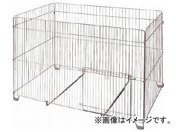 IRIS ストーブガード SS-1000-4N(7550049)