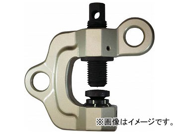 スーパーツール スクリューカムクランプ(ダブル・アイ型)ツイストカム式 SWC0.5S(7652518)