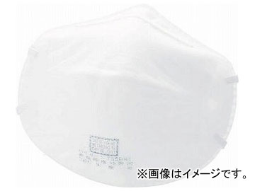 トラスコ中山 使い捨て防じんマスク DS1 T35A-DS1-220(7673868) 入数:1箱(220枚)