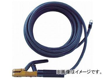 トラスコ中山 キャブタイヤケーブル ホルダ丸端子付 5m TCT-3805KH(7546777)