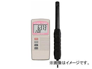 ライン精機 デジタル温湿度計 TH-4000(7517360)