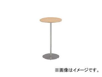 イトーキ ハイテーブル(円型) 600×1000 TRA-060HC-Z5W9(7730730)