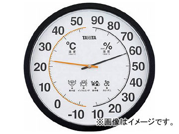 タニタ 温湿度計 TT-554(7658737)