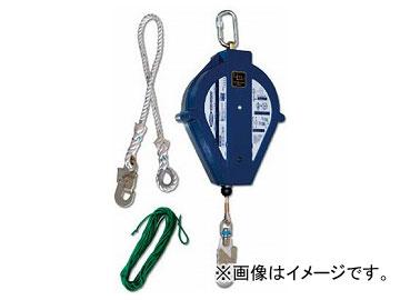 ツヨロン ウルトラロック25メートル 台付・引寄ロープ付 UL-25S-BX(7586337)