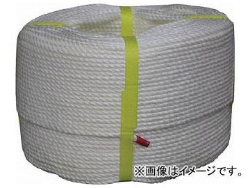 ユタカ ビニロンロープ巻物 9φ×200m V9200(7541775)