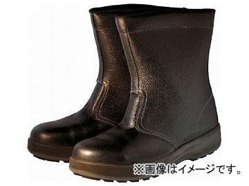 シモン 安全靴 半長靴 WS44黒 23.5cm WS44BK-23.5(7570848)
