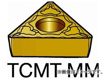 送料無料 サンドビック コロターン107 旋削用ポジ チップ COAT TCMT 11 入数:10個 2025 5793319 公式ストア 超激得SALE 08-MM 03
