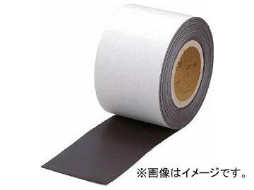 トラスコ中山 マグネットロール 糊付 t1.5mm×巾50mm×10m TMGN15-50-10(7985291)