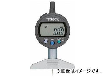 テクロック デジタルデプスゲージ DMD-210J(7955081)