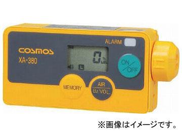 新コスモス ポケット型可燃性型ガス検知器 XA-380-C4H10(7901399)