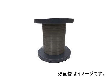 O.C.R SUSワイヤロープ0.22/0.30mm 7×7 50m巻コート付 NSB022-030-50M(8185459)