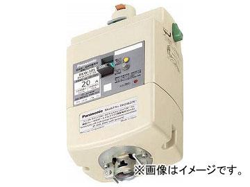 パナソニック 漏電ブレーカ付プラグ 3P30A30mA DH24832K1(8185422)
