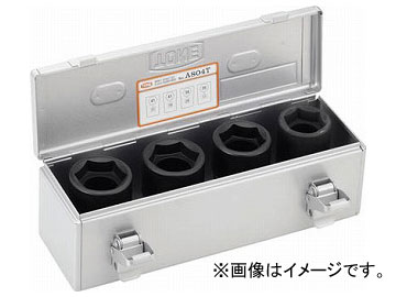 TONE ホイルナットコンビソケット A804T(8109708)