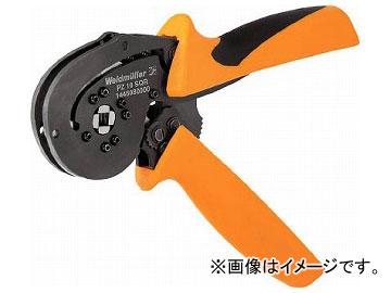 ワイドミュラー 圧着工具 PZ 10 SQR 0.14~10sqmm 1445080000(8187818)