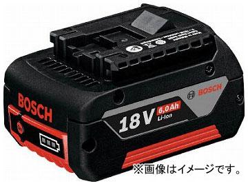 ボッシュ 18Vリチウムイオン電池パック 6.0Ah A1860LIB(7810300)