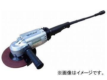 NDC 高周波グラインダ180mm 防振形 ブレーキ付 HDGS-180AB(7870272)