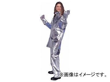 ENCON アルミコンビ耐熱服 上衣 5020-4L(8192931)