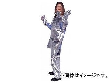 ENCON アルミコンビ耐熱服 上衣 5020-M(8192927)