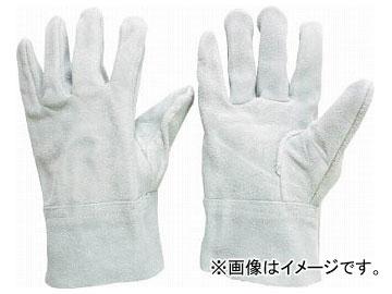 ミドリ安全 牛床革手袋 内縫 MT-101(8192523) 入数:1袋(12双)