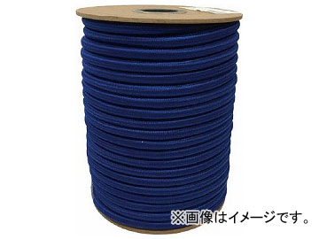 ユタカ ゴム タイトゴムロープボビン巻 9φ×30m ブルー RT-41(7948239)