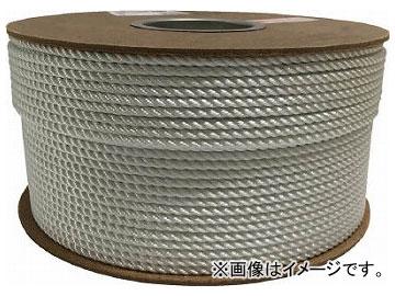 ユタカ ナイロン3打ロープドラム巻 5mm×200m PRJ-9(7947917)