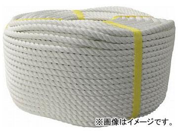 ユタカ ロープ ポリエステルロープ巻物 10φ×200m S10-200(7948301)