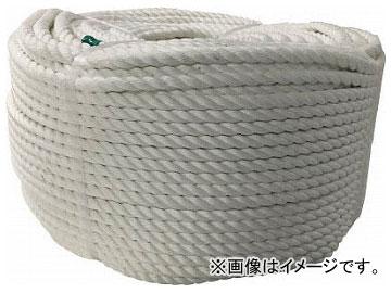 ユタカ ロープ ポリエステルロープ巻物 12φ×200m S12-200(7948310)