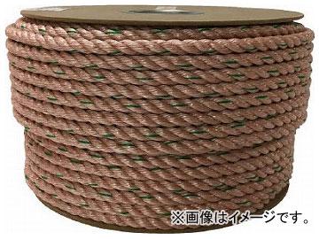 ユタカ PPロープドラム巻 12mm×100m PRP-6(7947976)