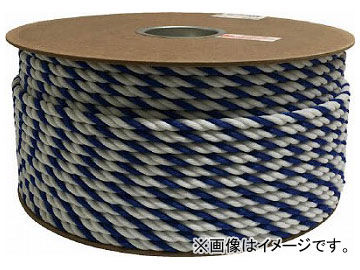ユタカ ポリエチレンロープドラム巻 9mm×150m コンシロ PRE-56(7947631)