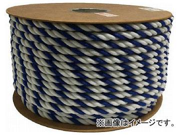 ユタカ ポリエチレンロープドラム巻 12mm×100m コンシロ PRE-66(7947712)