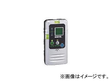 KDS 防滴レーザーレシーバーリアルグリーン LRV-4RG(7798130)