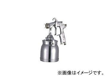 アネスト岩田 小形スプレーガン(吸上式) ノズル口径 φ1.8 W-101-181S(8052365)
