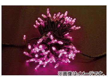 トライト LEDイルミネーション ピンク色 NSBP1-100-100P/2(8186555)