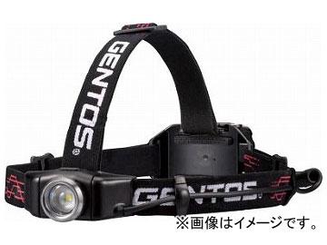 ジェントス Gシリーズ ヘッドライト 001RG GH-001RG(7798016)