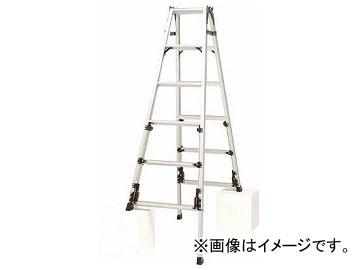 ピカ 四脚アジャスト式脚立スーパーかるノビSCN型 SCN-180(8183900)