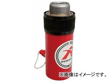 RIKEN 単動シリンダ ストローク125mm VCカプラ付 S2-126VC(8199902)