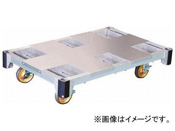 ピカ アルミ台車CAF型4輪 CAF4(8184051)