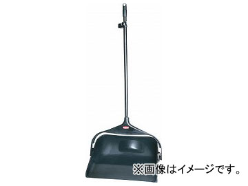 ラバーメイド ロビープロ ウェット/ドライ スピルパン ブラック 9M0007(8194389)
