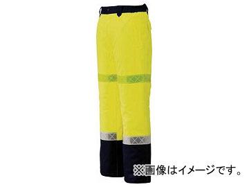 ジーベック 800 高視認防水防寒パンツ 3L イエロー 800-80-3L(7996241)