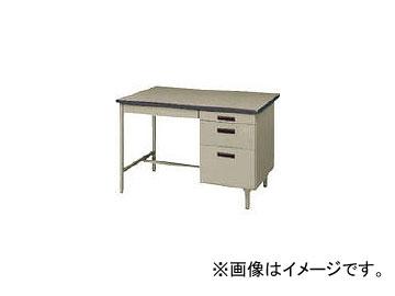 トヨスチール 片袖デスク(旧JISタイプ) 100G-861N(7870728)
