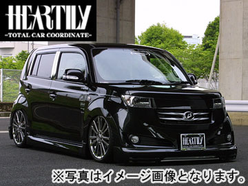 HEARTILY/ハーテリー LS-LINE series 3点セット(F,SS,R) bB for