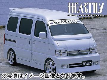 HEARTILY/ハーテリー EVERY series エアロ専用フォグランプ エブリィ Type-1 DA62