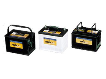 ヘキサ/HEXA バッテリー M24MF