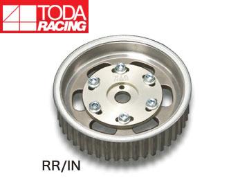 戸田レーシング/TODA RACING NSX C30A/C32B/C35B フリーアジャスティングカムプーリー RR/INタイプ 14270-NSX-000