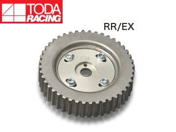 戸田レーシング/TODA RACING NSX C30A/C32B/C35B フリーアジャスティングカムプーリー RR/EXタイプ 14290-NSX-000