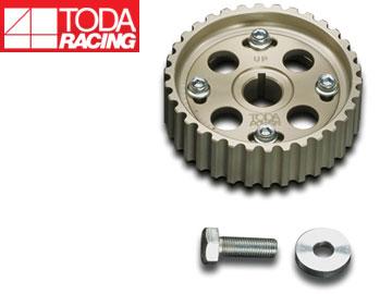戸田レーシング/TODA RACING シビック/CRX/インテグラ B16A/B16B/B18C フリーアジャスティングカムプーリー IN・EX共通タイプ 14211-B16-001