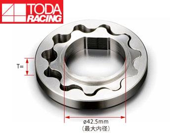 戸田レーシング/TODA RACING ロードスター B6/BP 強化オイルポンプ 15131-BP0-001