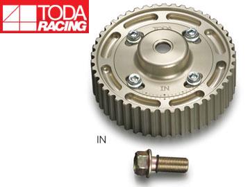 戸田レーシング/TODA RACING アルテッツァ 3SG(SXE10) フリーアジャスティングカムプーリ- INタイプ 14210-XE1-001