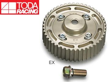 戸田レーシング/TODA RACING アルテッツァ 3SG(SXE10) フリーアジャスティングカムプーリ- EXタイプ 14211-XE1-001